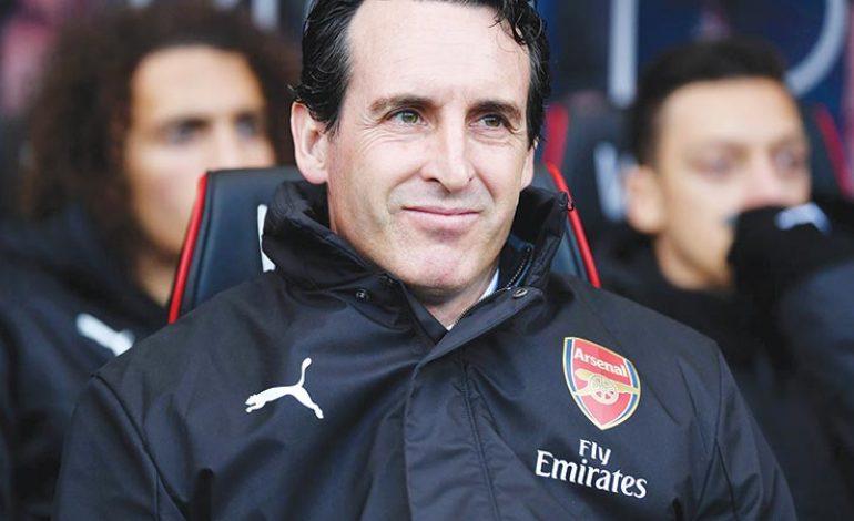 Emery Targetkan Arsenal Bersaing di Posisi Empat Besar Musim Ini
