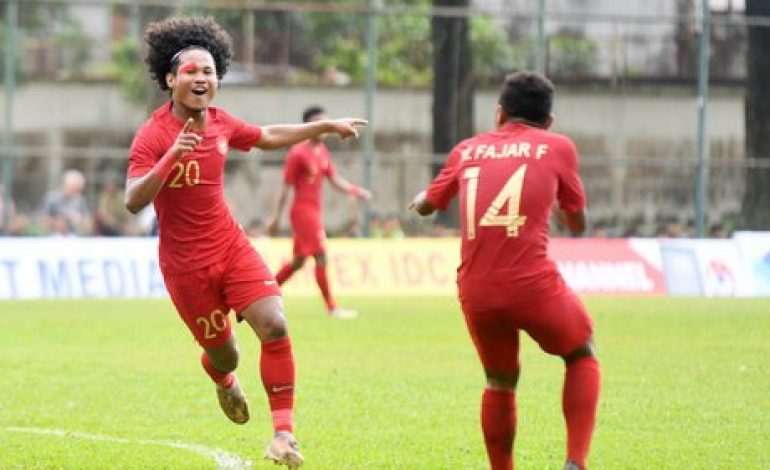 Laporan Pertandingan: Indonesia U-18 vs Laos U-18