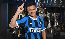 RESMI! Alexis Sanchez Gabung Inter Milan