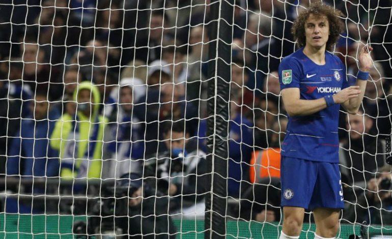 Chelsea Sepakat Jual David Luiz ke Arsenal