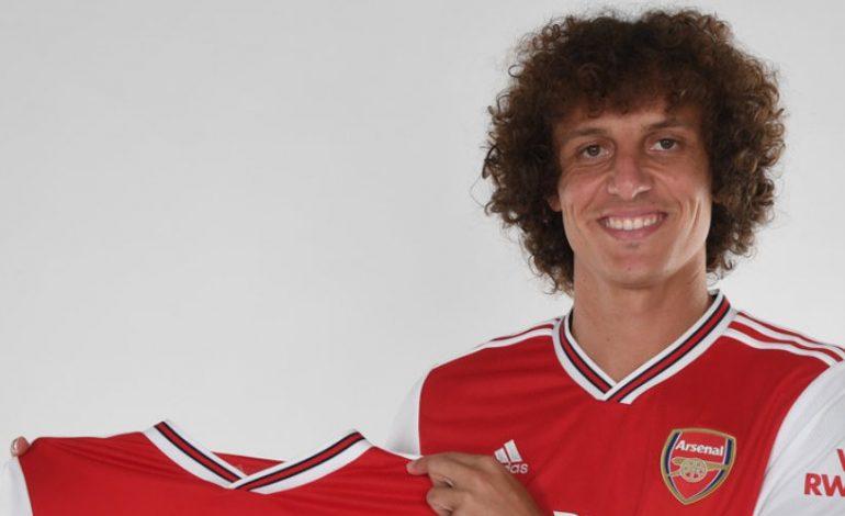 Arsenal Resmi Bajak David Luiz dari Chelsea