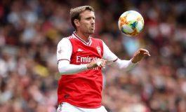 Tinggalkan Arsenal, Monreal Gabung Sociedad