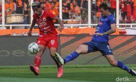 Liga 1 2019: Sempat Unggul, Persija Ditahan Arema 2-2