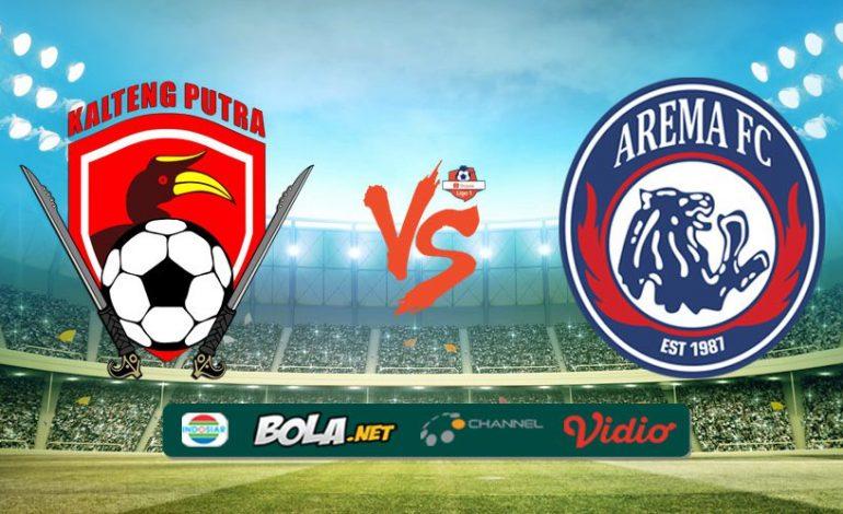 Hasil Pertandingan Kalteng Putra vs Arema FC: Skor 4-2