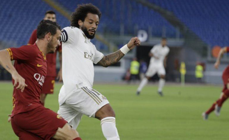 Marcelo Gagal Penalti, Real Madrid Ditumbangkan AS Roma
