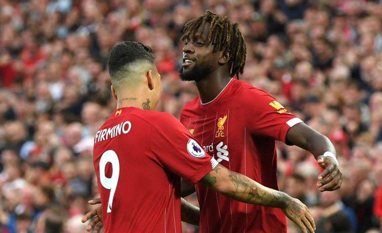 Liverpool vs Norwich 4 – 1