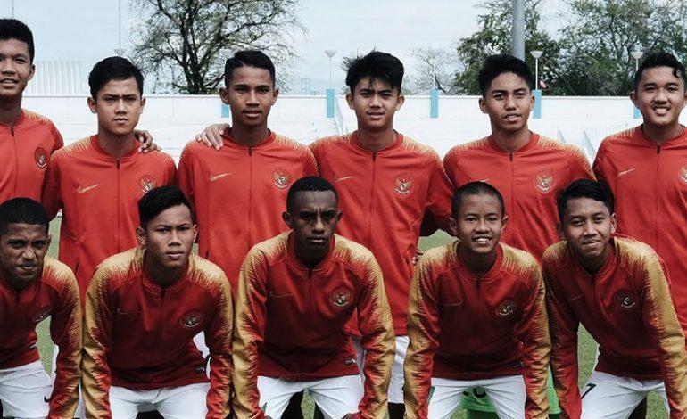 Piala AFF U-15: Indonesia U-15 1-1 Timor Leste U-15