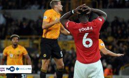 Wolverhampton vs Manchester United: Skor 1-1