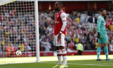Arsenal Kehilangan Alexandre Lacazette Hingga Oktober