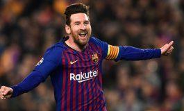 David Beckham Serius Dekati Lionel Messi