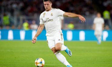 Luka Jovic Menambah Panjang Daftar Cedera di Real Madrid
