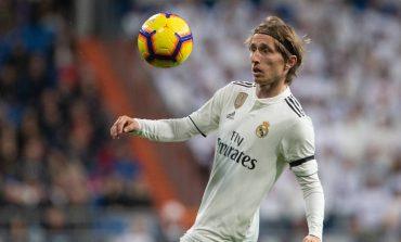 Luka Modric Cedera, Real Madrid dalam Masalah Besar?