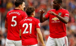 Man United Vs Leicester: Pogba, Wan-Bissaka, dan 5 Pemain Cedera