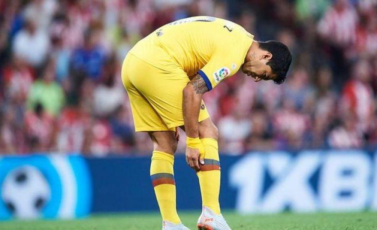 Sudah Pulih, Suarez Siap Main Lawan Valencia