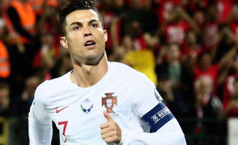 Ronaldo Kukuhkan Diri sebagai Top Skor Sepanjang Masa Eropa