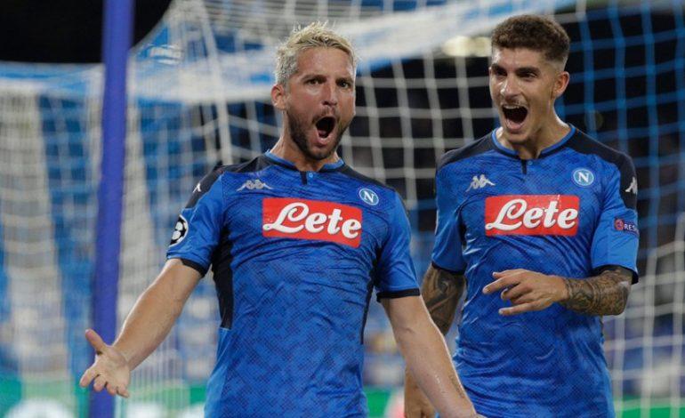 Hasil Pertandingan Napoli vs Liverpool: Skor 2-0