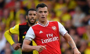 Granit Xhaka: Arsenal Bermain Terlalu Ciut
