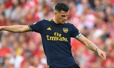 Ketok Palu, Granit Xhaka Jadi Kapten Utama Arsenal Musim Ini