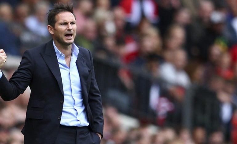 Chelsea vs Valencia, Frank Lampard: Harusnya Menang