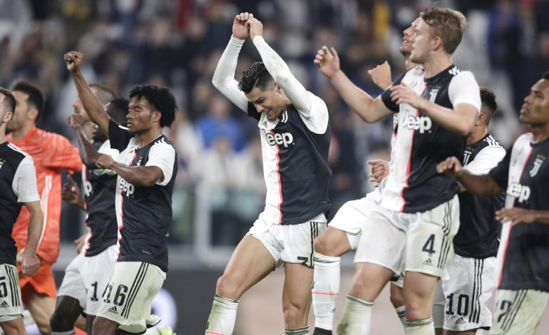 Klasemen Serie A: Juventus dan Inter Milan Masih Bersaing Ketat