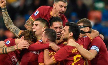 Hasil Pertandingan Udinese vs AS Roma: Skor 0-4