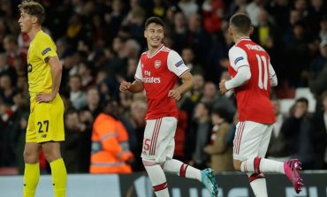 Hasil Pertandingan Arsenal vs Standard Liege: Skor 4-0
