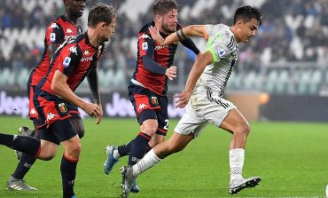 Hasil Pertandingan Juventus vs Genoa: Skor 2-1