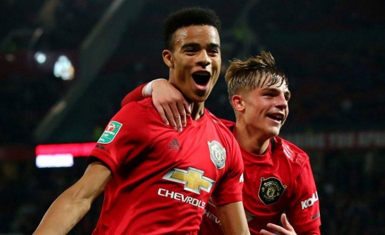 Resmi, Manchester United Ikat Mason Greenwood Hingga 2023