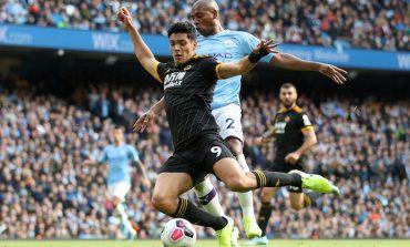 Hasil Pertandingan Manchester City vs Wolverhampton: Skor 0-2