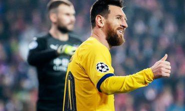 Man of the Match Slavia Praha vs Barcelona: Lionel Messi