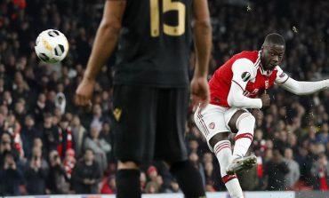 Hasil Pertandingan Arsenal vs Vitoria Guimaraes: Skor 3-2