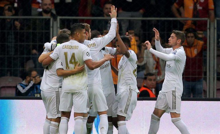 Hasil Pertandingan Galatasaray vs Real Madrid: Skor 0-1