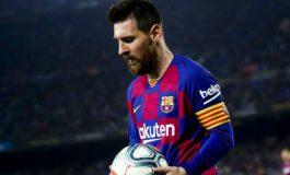 Pesan untuk Lionel Messi: Lupakan Saja Liga Champions