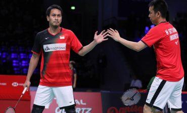 Hasil Hong Kong Open 2019, Beda Nasib Dua Ganda Putra Indonesia