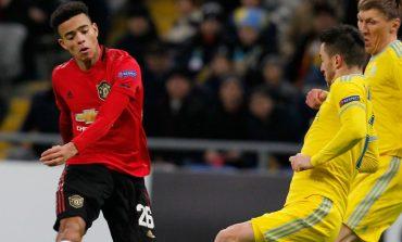Man of the Match Astana vs Manchester United: Dmitri Shomko