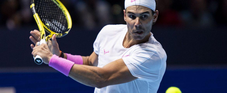 Rekor Rafael Nadal Jadi Petenis No. 1 Dunia ATP Akhir Tahun