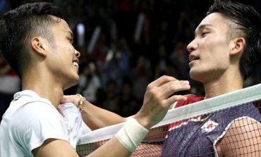 Jonatan Christie vs Anthony Ginting, Indonesia Amankan Tiket Final