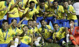Selamat, Brasil Jadi Juara di Ajang Piala Dunia U-17