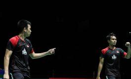 Ahsan / Hendra Lolos Final Hong Kong Open 2019 Berkat Semangat Pantang Menyerah