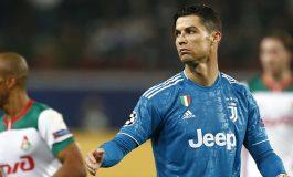 Ronaldo Marah Saat Diganti, Juventus Enggan Memberikan Sanksi