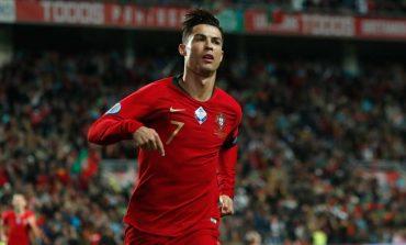 Hasil Pertandingan Portugal vs Lithuania: Skor 6-0