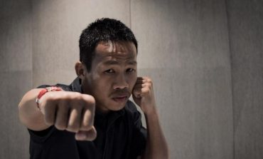 Daud Yordan Minta Dukungan Rakyat Indonesia untuk Bawa Pulang 2 Sabuk Juara