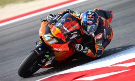 Debut Di MotoGP, Brad Binder Sebut Banyak Belajar Dari Pedrosa