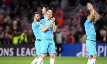 Imbangi Barcelona, Pelatih Slavia Praha: Kami Beruntung!