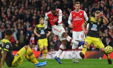 Arsenal vs Southampton: Meriam London Ditahan Imbang 2-2