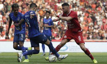 Gol Konate dan Simic Bawa Arema FC vs Persija Berakhir Imbang