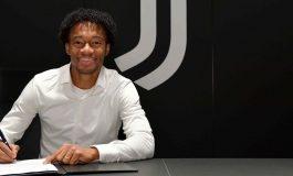 Juventus Resmi Perpanjang Kontrak Juan Cuadrado