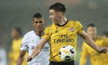 Hasil Pertandingan Vitoria Guimares vs Arsenal: Skor 1-1