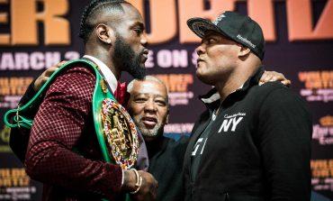 Tyson Fury Harus Negasi Deontay Wilder agar Tak Senasib Luis Ortiz