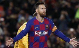 Barcelona Jamin Lionel Messi akan Bertahan 5 Tahun Lagi